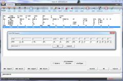 Editierdialog Punktbearbeitung Formsequenz